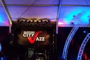 SAPPORO CITY JAZZ 今年も行きました!