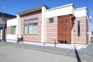 自由な暮らしを満喫する平屋住宅