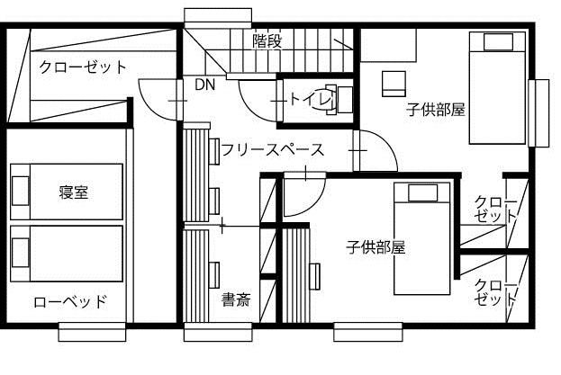 丸尾建設平面図03-2F
