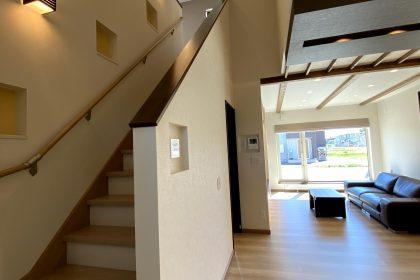 「ファミリークローゼットを周回できる同居型Ⅱ世帯住宅」